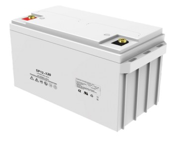 Battery and cabinets are battery-ups - (Battery SP12-120 (12v120Ah