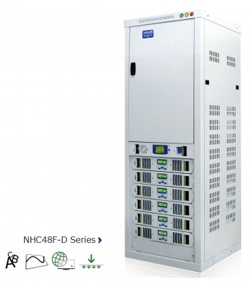 Telecommunication systems - indoor power sulations - Compact Plant