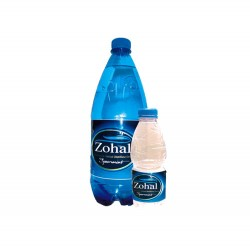 Mint flavored Carbonated drink - (Zohal) Herbal