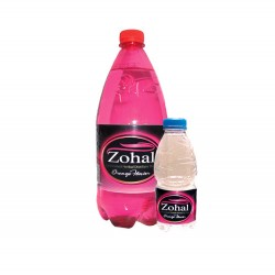 Musk willow flavored Carbonated drink - (Zohal) Herbal