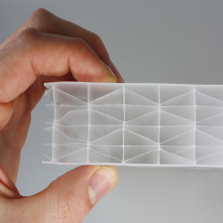 (4X-PANEL)Polycarbonate - THICKNESS 12-16 MM- Clear-Milky white- Smokey