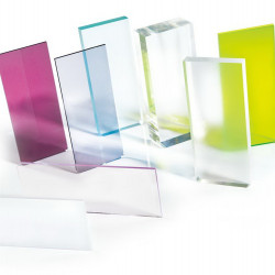 Polycarbonate Solid Sheet - THICKNESS: 2 UP TO 16 MM
