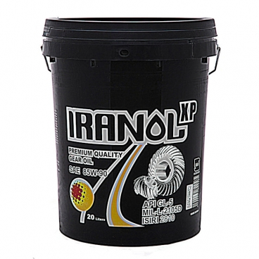 Automobile Gear Oil - Manual