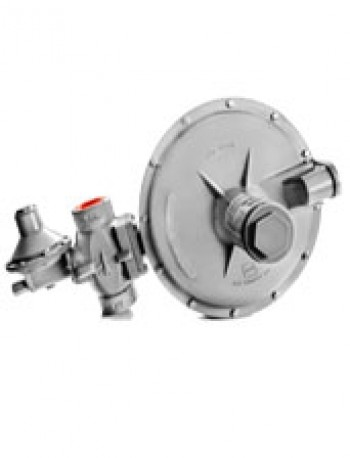 Domestic gas regulator -