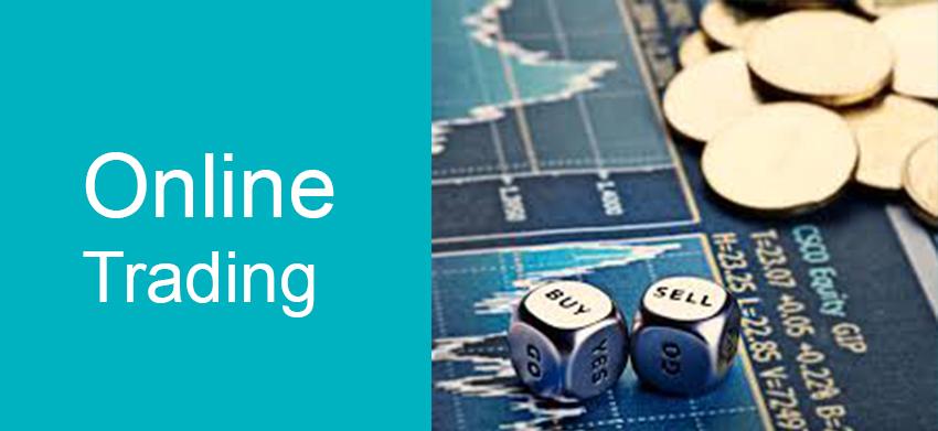 Online brokerage options trading