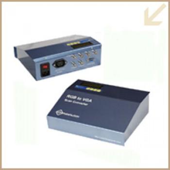 مبدل سیگنال های RGB به VGA معمولی  ( پشتیبانی از فرکانس های عمودی بیشتر از 30KHz) | Iran Exports Companies, Services & Products | IREX