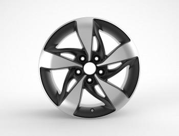 Alumium Alloy Wheel AK030  | Iran Exports Companies, Services & Products | IREX