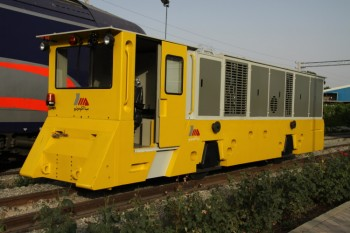 MAPNA Tunneling Locomotive | Iran Exports Companies, Services & Products | IREX