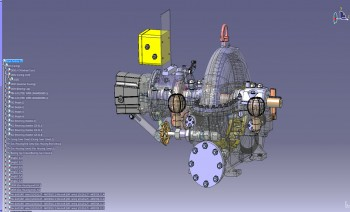 STEAM TURBINE FY-2FY | Iran Exports Companies, Services & Products | IREX