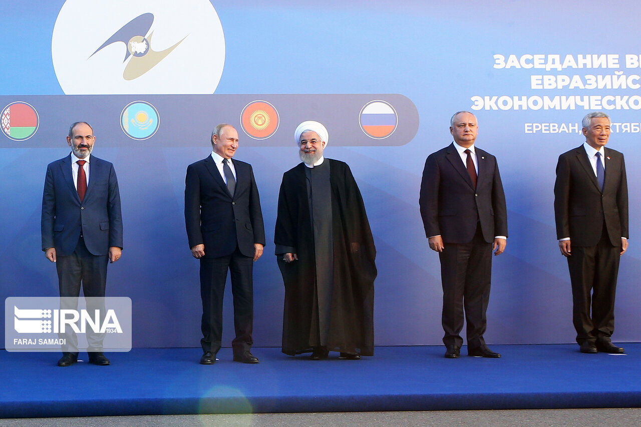 Iran; joining EAEU and developing non-oil exports