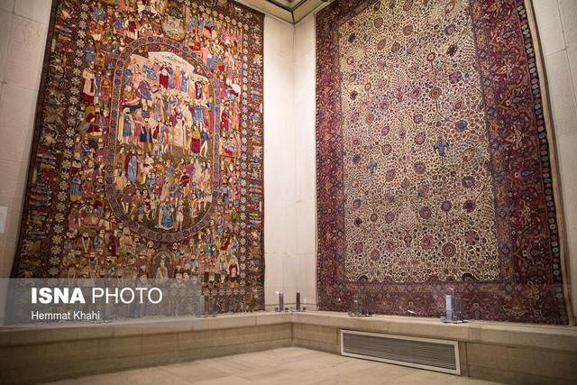 افزایش ۱۲ درصدی صادرات فرش دستباف استان زنجان