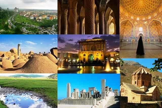 Iran ranks second in terms of fast growing tourism
