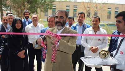 افتتاح ساختمان جدید واحد تحقیق و توسعه پگاه اصفهان
