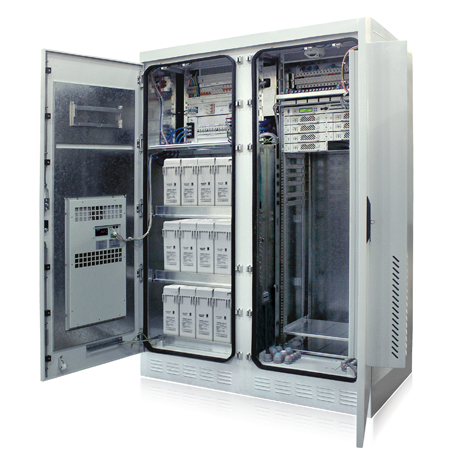 Outdoor Integrated Access Power Systems