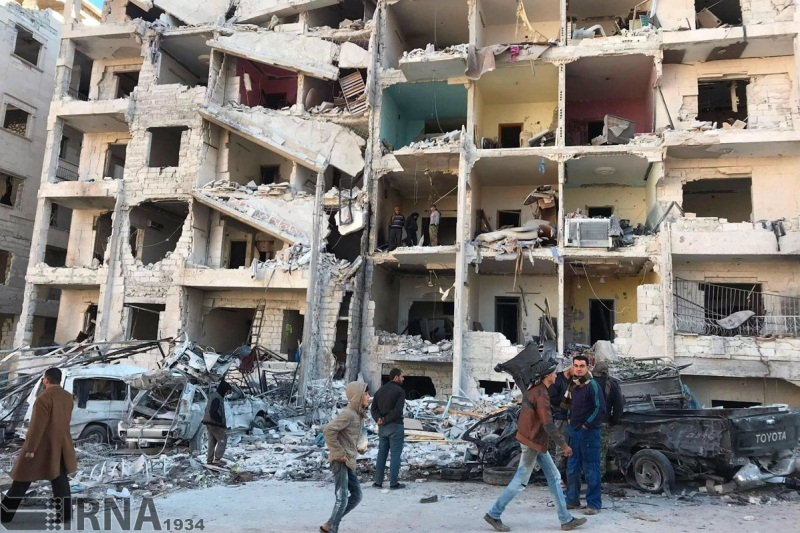 Iran should play major role in rebuilding Syria: Syrian Official