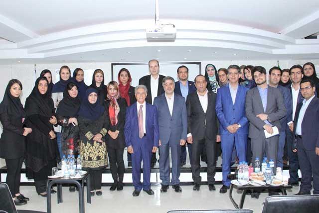 TQM seminar was held in Pakshoo headquarters