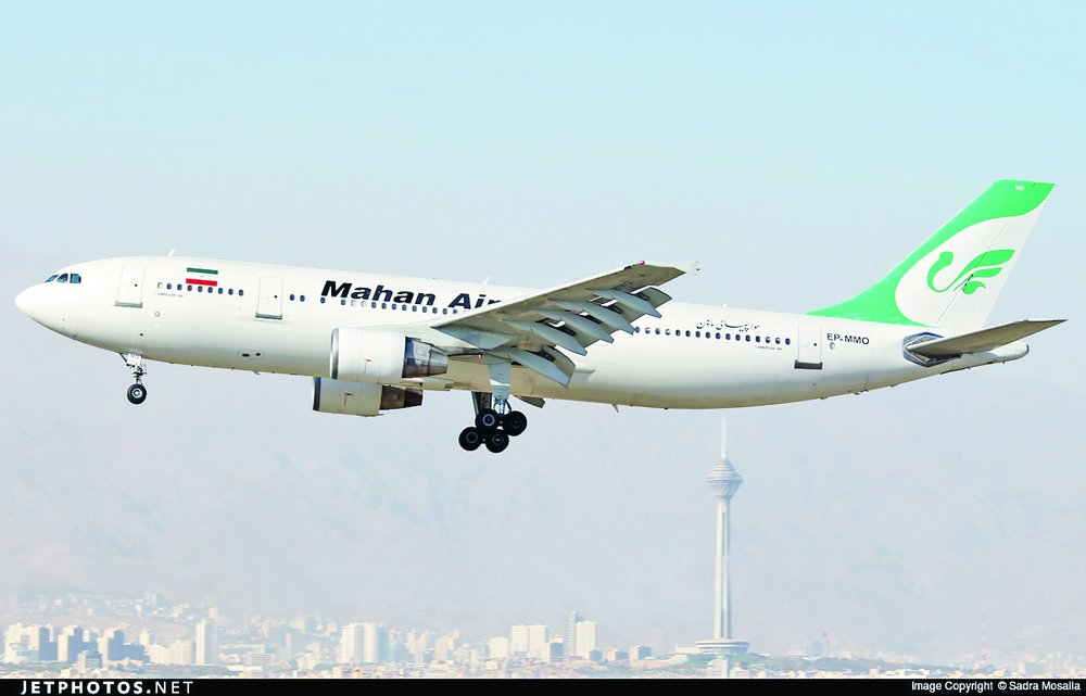 Iranian airlines expand intl. flights to spur tourism growth