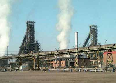 تولید روزانه آهن اسفنجی در احیا مستقیم شهید خرازی از ۸ هزار و ۲۶۰ تن گذشت