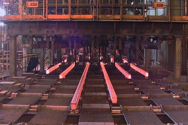 Iran, table topper in steel production growth in 2019