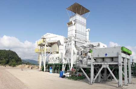 1st ME mobile power plant built in Iran